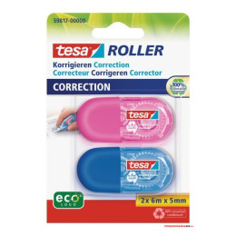 Korektor w taśmie mini TESA ROLLER BASIC 6mx4mm 58564-00000